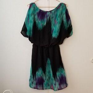 Forever 21 - Cold Shoulder Dress